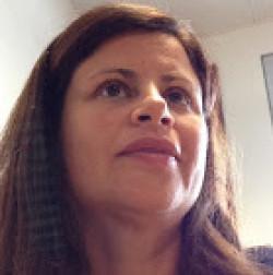 Retrato de Sílvia da Conceição Pinto de Brito Fernandes