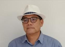 Retrato de Roberto Célio Lau Lam