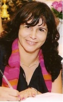 Retrato de Célia Maria Quitério Ramos
